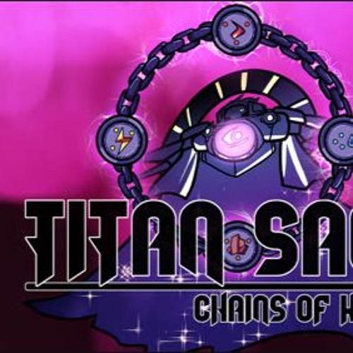 Titan Saga World Map