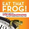 Eat That Frog كتاب فلتأكل ذاك الضفدع