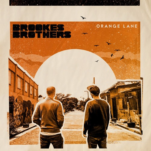 Brookes Brothers - Orange Lane LP