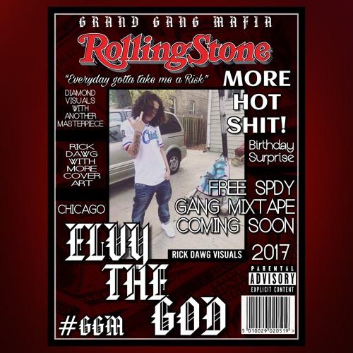 Elvy The God - Rolling Stone