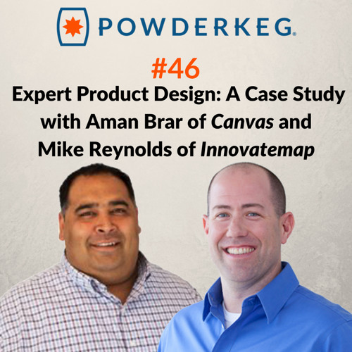 #46: Expert Product Design 101: A Case Study with the CEOs of Canvas and Innovatemap