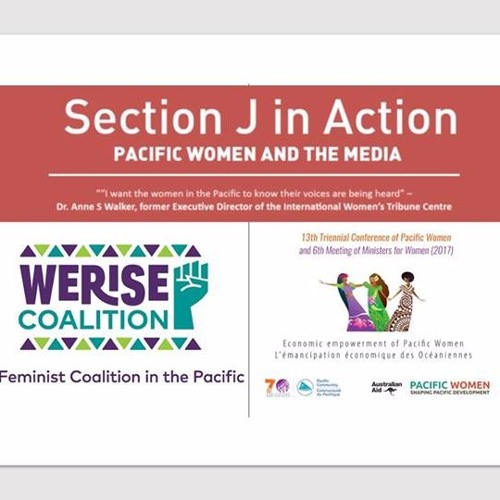 FemTALK (Oct'17): 13th Triennial - Regional Overview of WEE in the Pacific