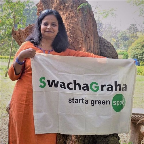 SwachaGraha- Launch Episode-1 with Anuradha Govind