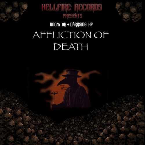 AFFLICTION / by Doom HK (HF CULT) for Hellfire records 11