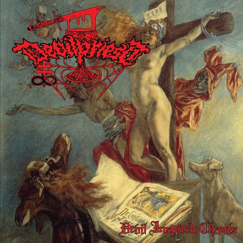 DEVILPRIEST - Awaken In The Presence Of Satan