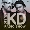 KDR053 - KD Music Radio - Kaiserdisco (Live at Art Platforma in Kiev, Ukraine)