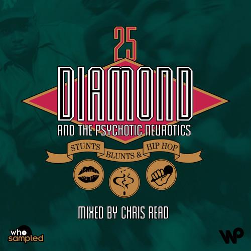 Diamond D 'Stunts, Blunts & Hip Hop' 25th Anniversary Mixtape mixed by Chris Read