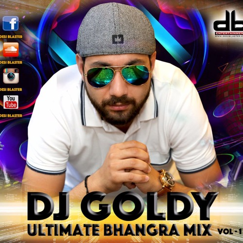 Dj Goldy Mixtape Ultimate Bhangra Mix