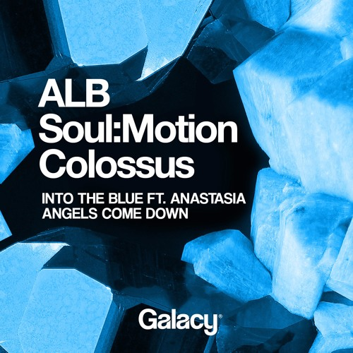 "ALB & Colossus - ""Into The Blue ft. Anastasia"" [Friction BBC Radio 1 & 1 Extra clip]"