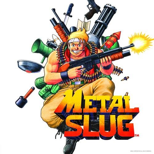 Metal Slug - Inner Station (Remastered)