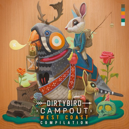 Dirtybird Campout West Coast Compilation: Mixed by Ardalan