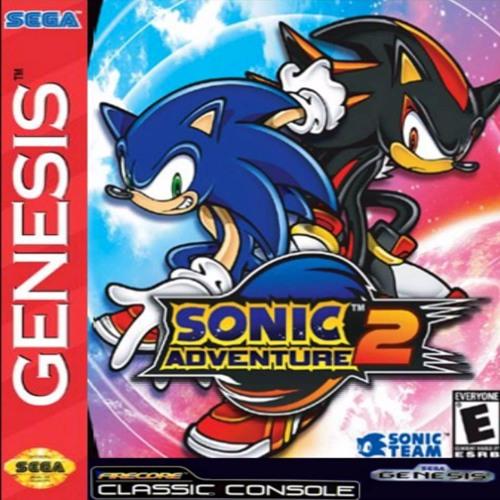 A Ghost's Pumpkin Soup ...for Pumpkin Hill - Sonic Adventure 2 - Sega Genesis Remix