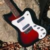 1967 Danelectro-made Silvertone Hornet electric guitar