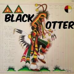 Black Otter @twin Buttes 2017(chicken Dance)