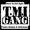 Next To Get Split SICKLE X STITCHES