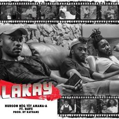 NEGTETANANA-A - Lakay (Feat. Dave) [prod by Rayhans]