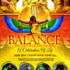 BALANCE - THE EARTHSTRONG EDITION PT 4- FYAH SEGMENT- SOLID ROCK/BLACK CHARIOT