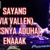 DJ CANTIK SAYANG (VIA VALLEN) FULL MANTAP JIWA 2017 mp3