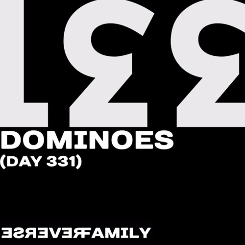 Dominoes (day 331)