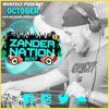 Zander Nation October 2017 LIVE PARTY MIX