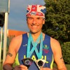 Karl Randall talks about how he became inspired to run so many marathons