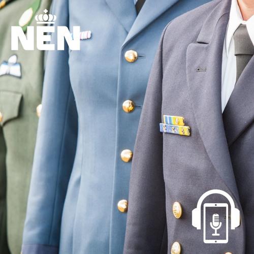 Bedrijfskleding opnieuw gebruiken, hoe doet Defensie dat? | Podcast-serie Circulaire economie