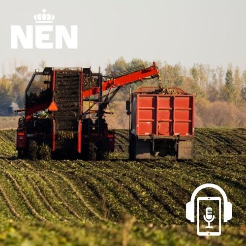 Voedingsstoffen uit landbouwgrond hoogwaardiger gebruiken.   Podcast-serie Circulaire economie