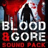 BLOOD & GORE SFX - Royalty Free Sound Effects Library [Preview]