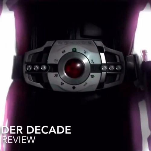 Decadriver Kamen Rider Decade Henshin OST by Rfq Kml | Free