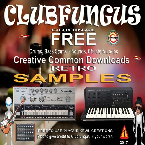 Clubfungus Free Samples - Retro Collection1