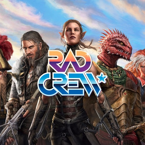 Rad Crew S14E15: Divinity, Danganronpa, Cuphead og Warhammer