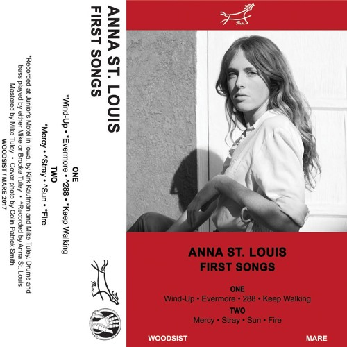 ANNA ST. LOUIS - Fire (Mare Records)