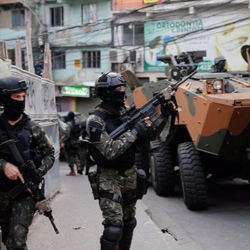 Fala Aí: As Forças Armadas atuando na Rocinha, resolve?
