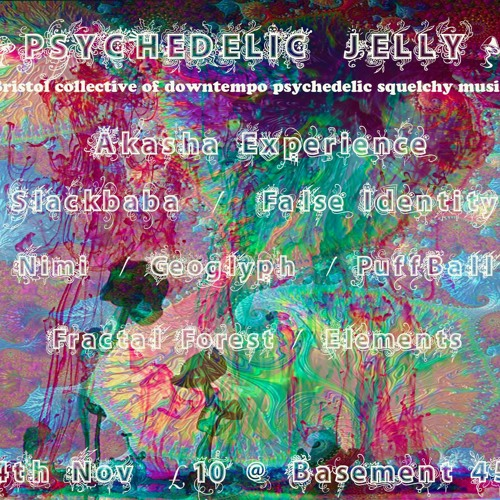 Psychedelic Jelly 002 Promo Mix