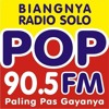Radio POP Solo FM 90.30 MHz (Jingle Titian Muhibah Lebaran '90 -  2012)