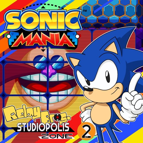 Studiopolis Zone Act 2 (Sonic Mania) [feat  Tee Lopes] by