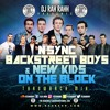 N'SYNC, Backstreet boys, & New Kids on the Block