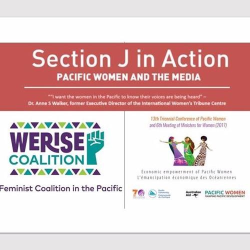 FemTALK (Oct'17): 13th Triennial - Pacific 2030 Visions (2)