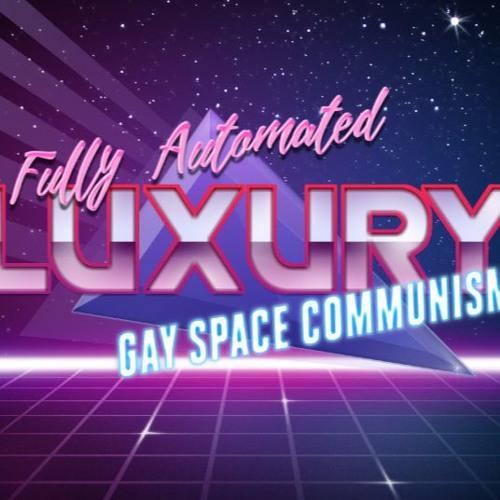 Extra: Täysin automatisoitu avaruushomoluksuskommunismi