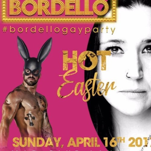 Roxell Dj - Especial Hot Easter @bordello (Lausanne  Suiza) Roxell