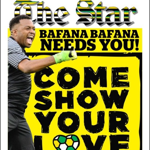 Hospitality Packages for Bafana match available