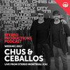 Chus Ceballos @ Stereo Productions Podcast Week 40 2017-10-06 Artwork