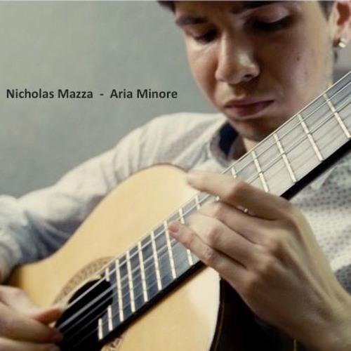 Nicholas Mazza - Aria Minore