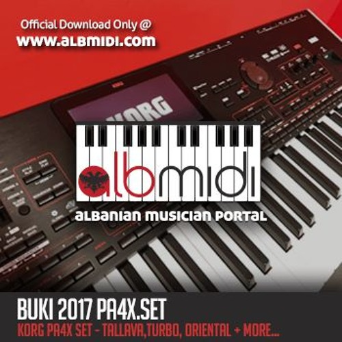 Buki Set Korg PA4X by kleant | Free Listening on SoundCloud
