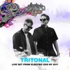Tritonal @ Electric Zoo 2017-09-02 Artwork