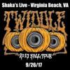 Twiddle 9/26/17 Brown Chicken Brown Cow - Shaka's Live Virginia Beach VA