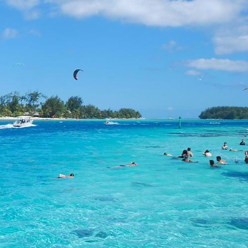Gary Murphy, Tahiti Travel Expert, Shares Tips with On Travel Radio Hosts Paul Lasley & Liz Harryman