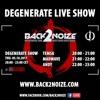 Madwave Live @ Back2Noize Radio - Degenerate Show (05.10.2017)