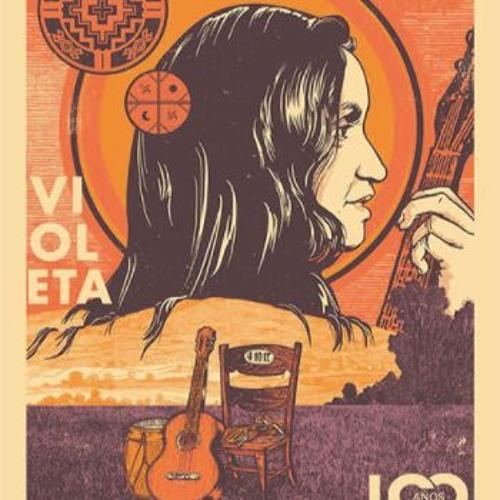 Violeta Parra - Santiago Penando Estas ( Matanza Edit )