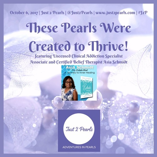 These Pearls Were Created to Thrive (Featuring Asia Schmidt)